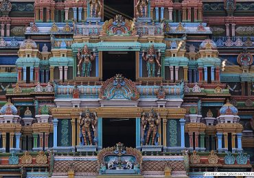 Biggest Temple in South India - Trichy - Sri Rangaswamy Temple - Tamilnadu - South - India