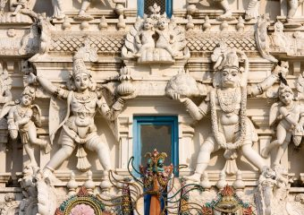 God Brahma Temple in Pushkar is only temple of Brahma in India